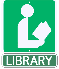 Library Media Center Page